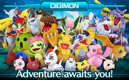 DigimonLinks Apk apps 7
