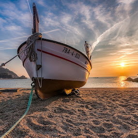Rise and Shine by Henk Smit - Transportation Boats