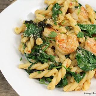 Spicy Shrimp Pasta Recipe