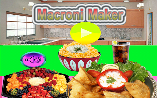 Macaroni food Maker
