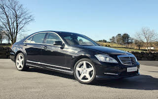 Mercedes-Benz S350 Lang Rent Rogaland