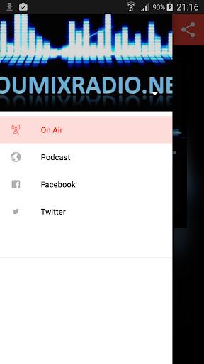 YoumMixRadio screenshots 2
