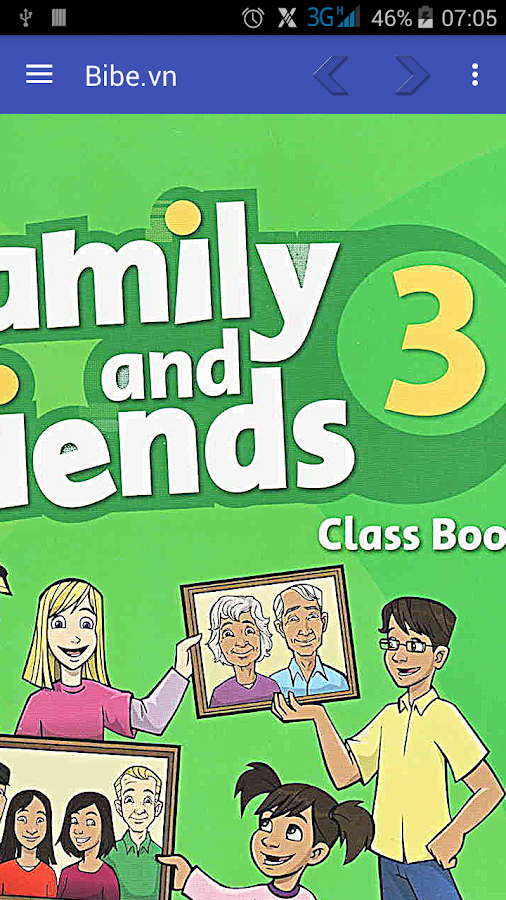 Family and Friends 3- screenshot
