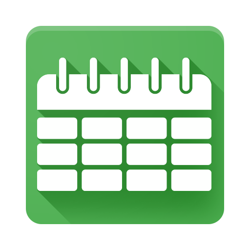 Schedule Deluxe Icon