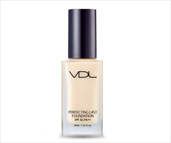 韓國必買必回購清單VDL完美持久粉底液
