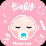 Baby Pics & Baby Story - Baby Photo Editor Icon