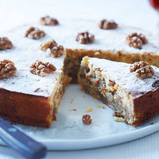 Sultana And Walnut Cake Recipes.