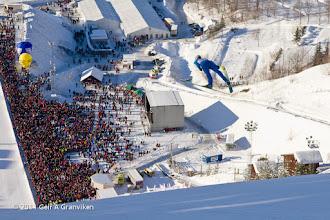 Photo: Ski flying Vikersund HS225 - Test jumping (Andreas Vilberg)