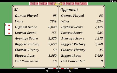 Canasta 3.0.0 screenshot 2090684