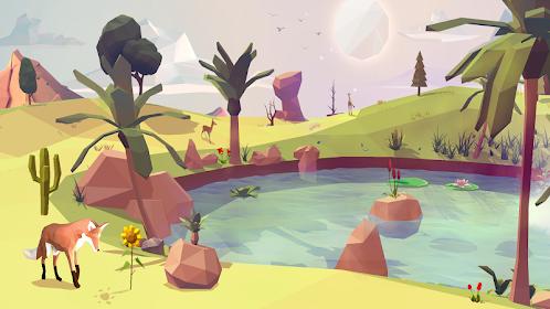 My Oasis - Tap Sky Island Mod