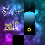 Magic Piano White Tiles 2018 Icon