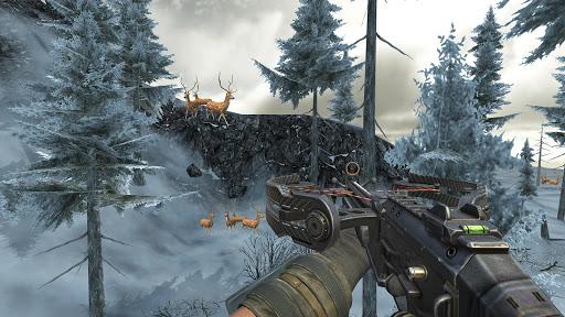 Sniper Hunter Wild Safari Survival: Shooting Game android2mod screenshots 4