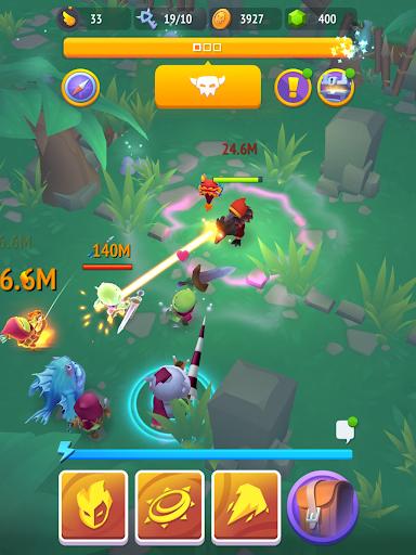 Nonstop Knight 2 - Action RPG 2.0.0 screenshots 18