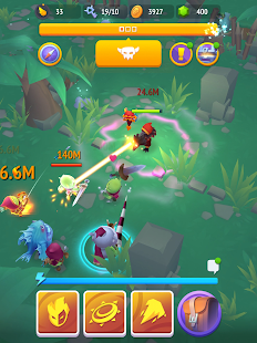Nonstop Knight 2 - Action RPG Screenshot