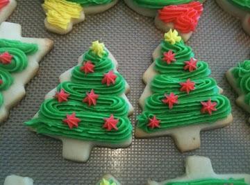 Sugar Cookie Buttercream Frosting Recipe