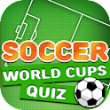 Soccer World Cups Quiz Game icon