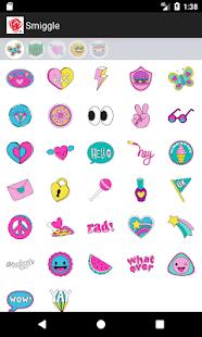 Smiggle Stickers - náhled