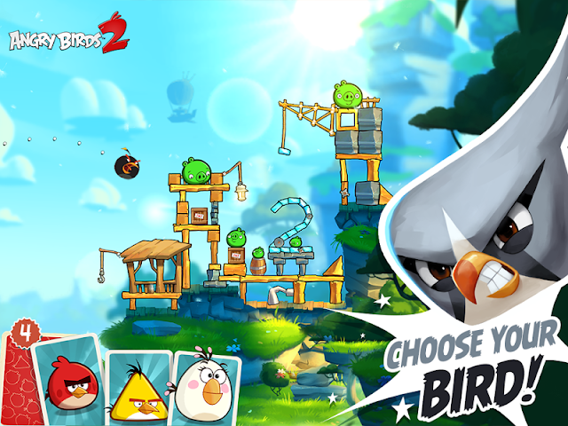 android Angry Birds 2 Screenshot 0