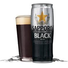 Logo of Sapporo Premium Black