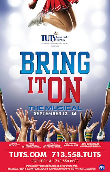 BWW Interviews: TUTS Director Roshunda Jones Brings It On In BRING IT ON: THE MUSICAL