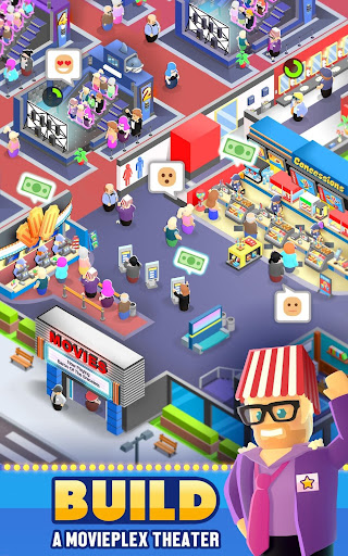 Box Office Tycoon 0.3.4 screenshots 1