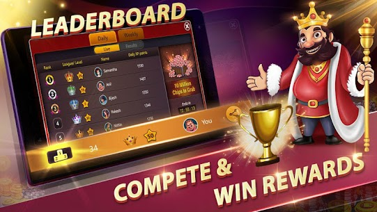 Rummy Online King – Free Online Card & Slots game App Download For Android and iPhone 7