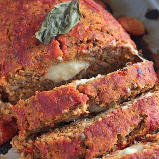 Vegan Italian Meatloaf.