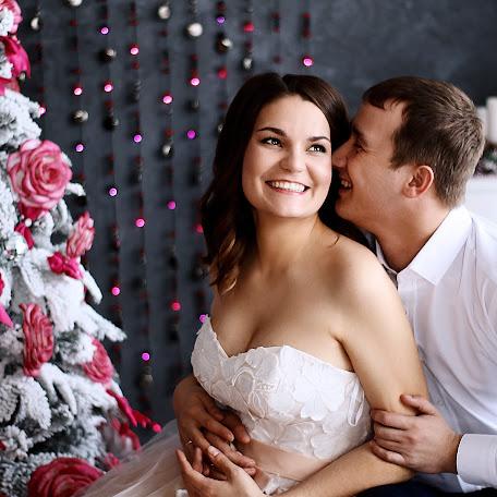 Wedding photographer Yuliya Kuzmina (toxic1994). Photo of 12.01.2018