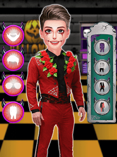 Halloween Makeup Salon Games For Girls Screenshot