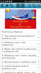 Handbook of Palliative Care 3e 2 3 1 APK for Android