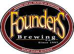 Logo of Founders Landbier with oak chips