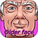 Older face icon