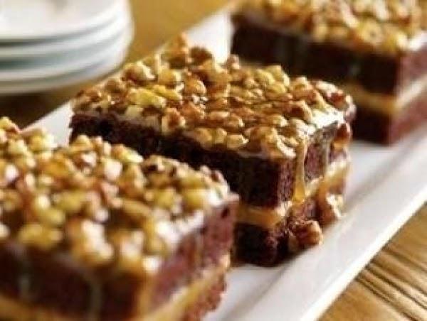 Carmel Fudge Cake From Eagle Brand Recipe