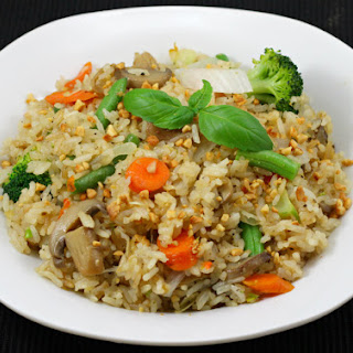 SPICY THAI FRIED RICE