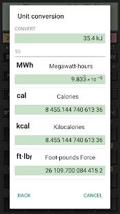HiPER Calc Pro- صورة مصغَّرة للقطة شاشة