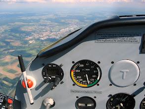 Photo: Cockpit