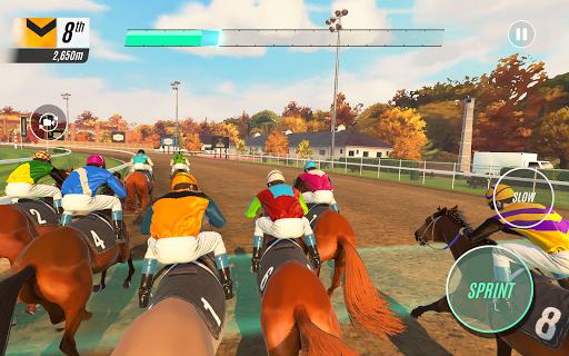 Rival Stars Horse Racing apkslow screenshots 15