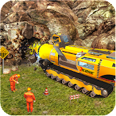 Tunnel Construction Highway Simulator 2018