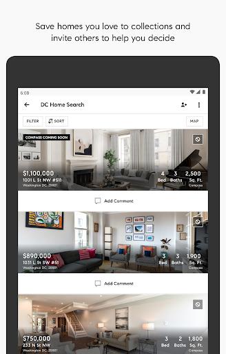 Compass Real Estate - Homes 1.14.0 Screenshots 7