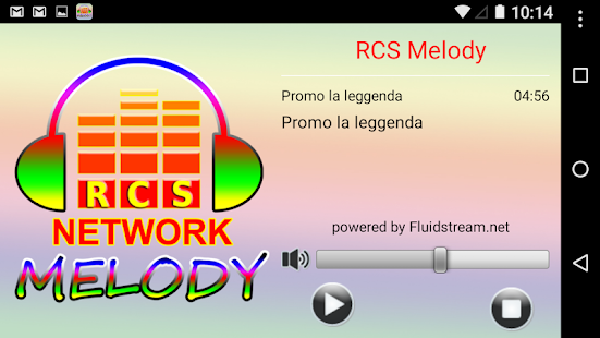 RCS Melody- screenshot thumbnail