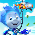 Fiksiki: Building Games Fix it Free Games for Kids icon