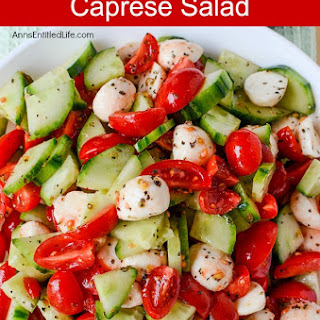 Tomato Cucumber Onion Mozzarella Salad Recipes