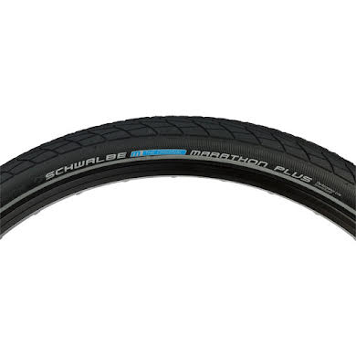 "Schwalbe Marathon Plus Tire 26 x 1.75""- Performance - Endurance Compound - SmartGuard"