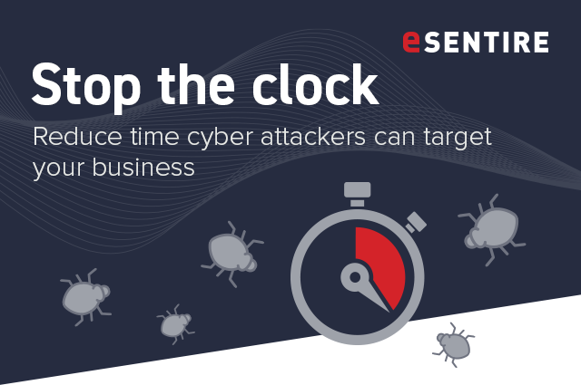 Patch Before Cyber Attackers Exploit Your Business - eSentire Managed Vulnerability Service