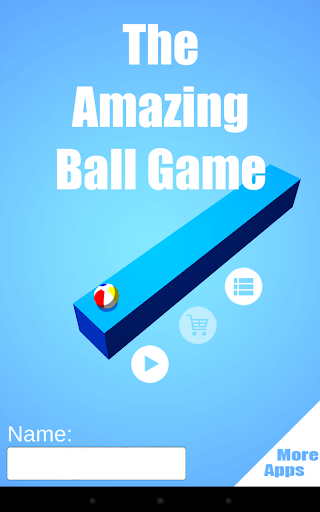 The Amazing Ball Game