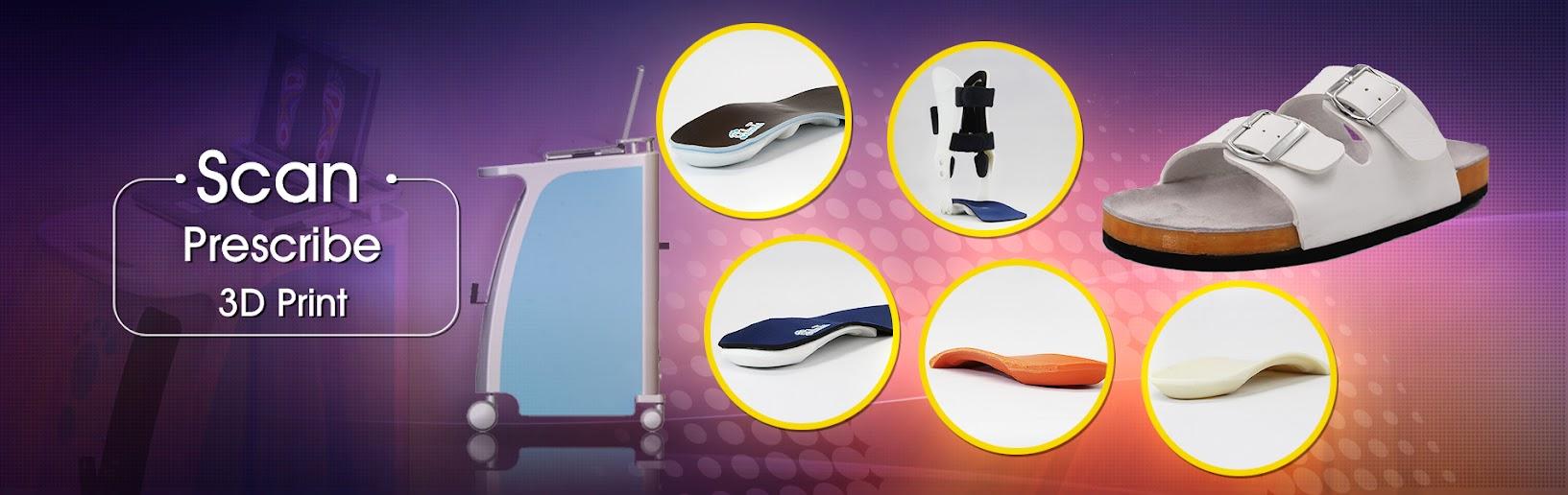 Для потребителей трехмерные печатные сандалии будут изготовлены на заказ и будут идеально подходить для ваших ног, чтобы обеспечить максимальный комфорт и правильную поддержку дуги