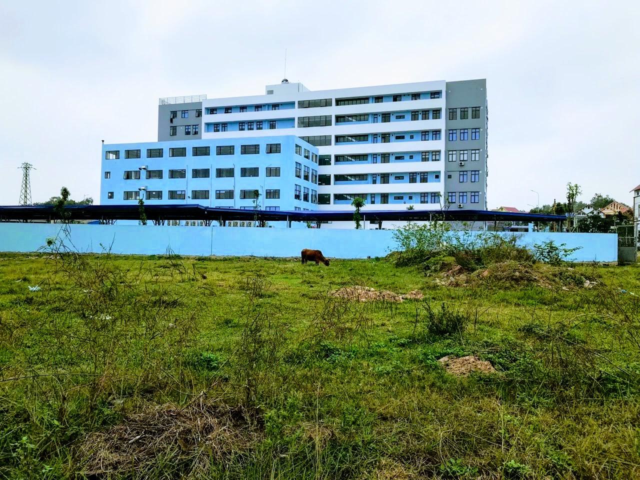Lô đất gần bệnh viện Yên Bình Nam Tiến ngã 3 Trần Nguyên Hãn và đường QL 3Phổ Yên
