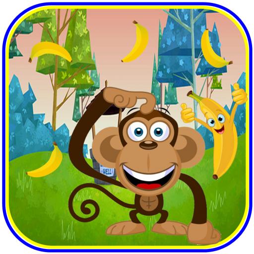 Monkey Run World Adventure