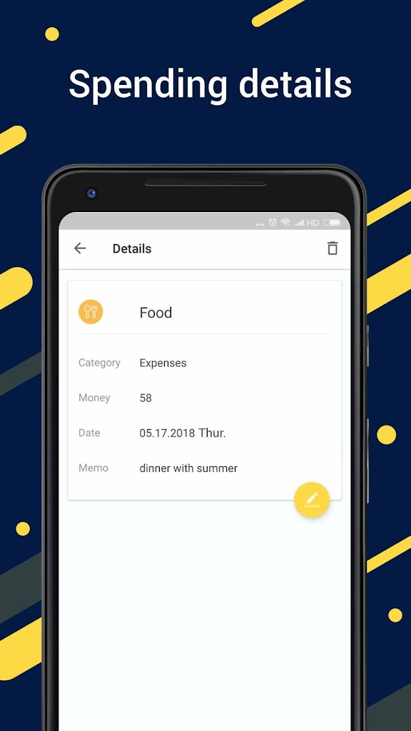 Money Manager: Expense Tracker, Free Budgeting App 1.2.6 ...