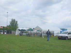 """Photo: Keuringsterrein van Geitenfokvereniging """"Streven naar Verbetering"""" te Lexmond; 15 juni 2013."""